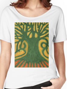 Primitive Tree Women's Relaxed Fit T-Shirt