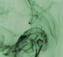 Smoldering Smoke Muted Pastel 005 by Ray Morgis