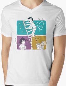 Catch Moriarty Mens V-Neck T-Shirt