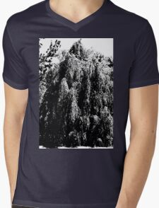 Willow Tree Mens V-Neck T-Shirt