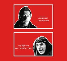 He's Not The Doctor Unisex T-Shirt