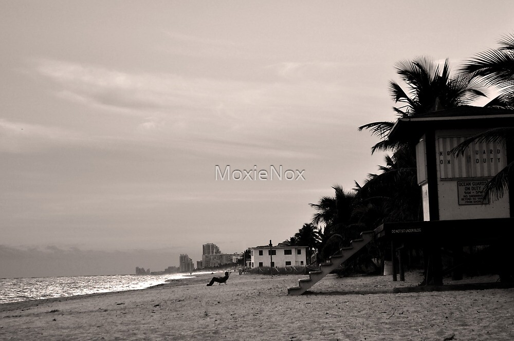 Lost in Solitude by MoxieNox