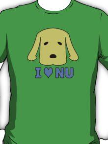 Zoro's I <3 NU (I Love Inu) - ONE PIECE (Chapter 419) T-Shirt