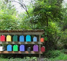 Mailboxes by Lena127