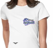 Honorary Halfbreed - an Aaron Paquette Womens Fitted T-Shirt