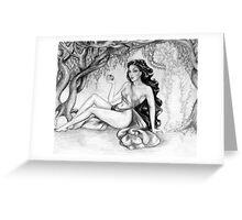 Lilith II Greeting Card
