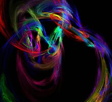 Circles in Motion by Julie Everhart