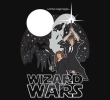 Wizard Wars by JRBERGER