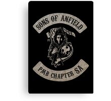 Sons of Anfield - PMB Chapter South Africa Canvas Print