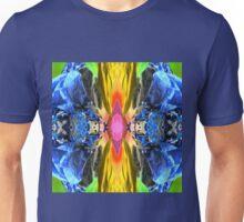 Hot Yellow Flower Friction Unisex T-Shirt
