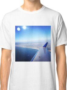 Flying over LA Classic T-Shirt