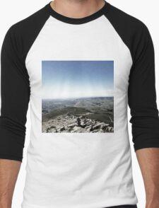 Mission Peak Men's Baseball ¾ T-Shirt