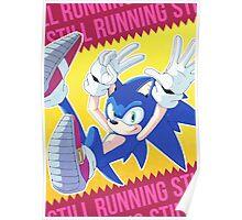 STILL RUNNING Poster