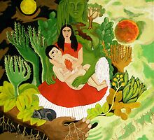 Frida and Diego - All products by Shulie1