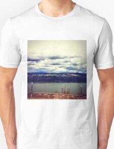Columbia River Gorge Unisex T-Shirt