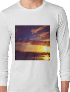 Sunset in Rio, Pt.1 Long Sleeve T-Shirt