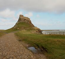 Holy Island of Lindisfarne - Northumberland by Kat Simmons