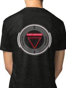 SAMARITAN: Target Identified PULLOVER Tri-blend T-Shirt