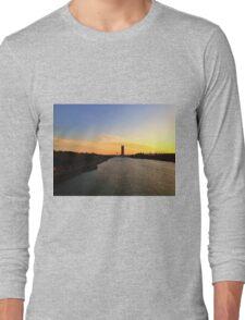 Sunset in Sevilla Long Sleeve T-Shirt