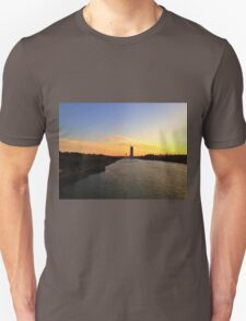 Sunset in Sevilla Unisex T-Shirt