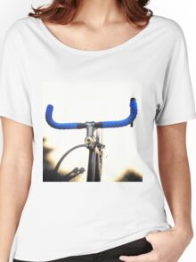 The New Bars Women's Relaxed Fit T-Shirt