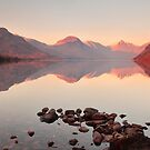 Tranquil Water in the Lakes by Robin Whalley
