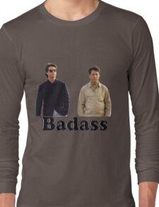 Rain Man (Badass) Long Sleeve T-Shirt