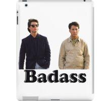 Rain Man (Badass) iPad Case/Skin