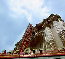 """Los Angeles Theatre"" #1 - Downtown Los Angeles by Tony Edwards"