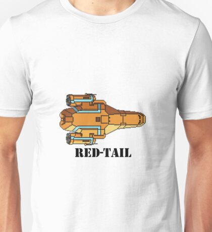 Red-Tail Unisex T-Shirt