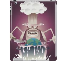 Cooked Planet iPad Case/Skin