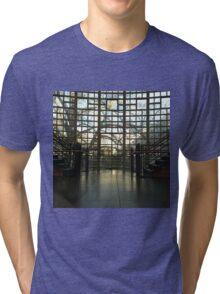 Shields Library Tri-blend T-Shirt