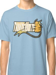 Vermilion City Thunderbolts: Raichu Sports Logo Classic T-Shirt