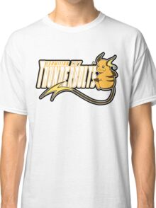 Vermilion City Thunderbolts: Raichu Sports Logo Classic T-Shirt