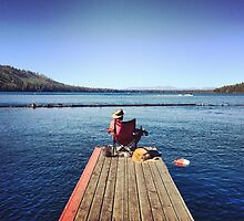 Serenity in Tahoe by omhafez
