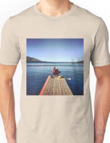 Serenity in Tahoe Unisex T-Shirt