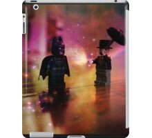 Penguin Attacks Batman iPad Case/Skin
