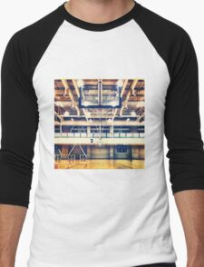 Empty Courts Men's Baseball ¾ T-Shirt