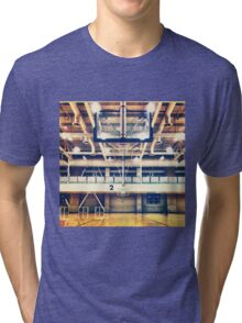 Empty Courts Tri-blend T-Shirt