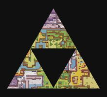 Triforce of Seasons by dialon25