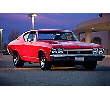 1967 Chevelle SS427 Photographic Print
