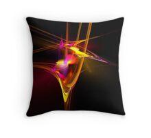 Fractal art Throw Pillow