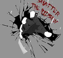 Shatter The Illusion - Toaru Majutsu no Index (Kamijou Touma) by langstal