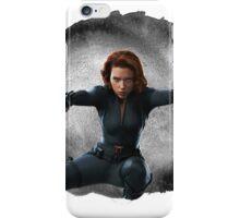 Natasha Romanoff iPhone Case/Skin