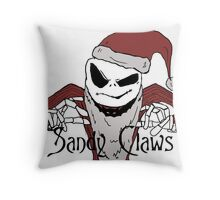 How 'horrible' our Christmas will be! - Nightmare before Christmas.  Throw Pillow