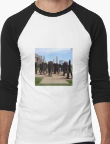 On the Shoulders of Giants Men's Baseball ¾ T-Shirt