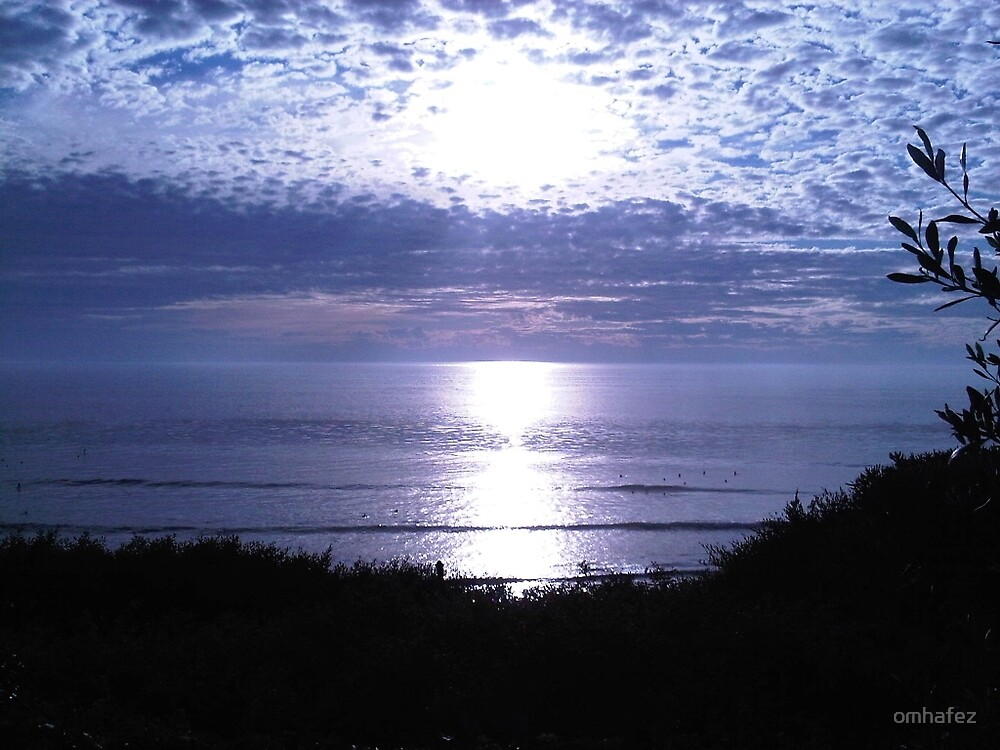 San Diego Sunset by omhafez