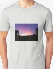 Davis Sunset Unisex T-Shirt