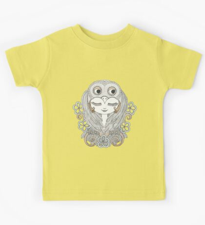 The Wise Protector Kids Tee