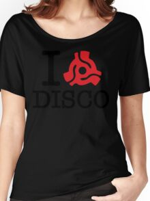 I 45 Adapter Disco Women's Relaxed Fit T-Shirt